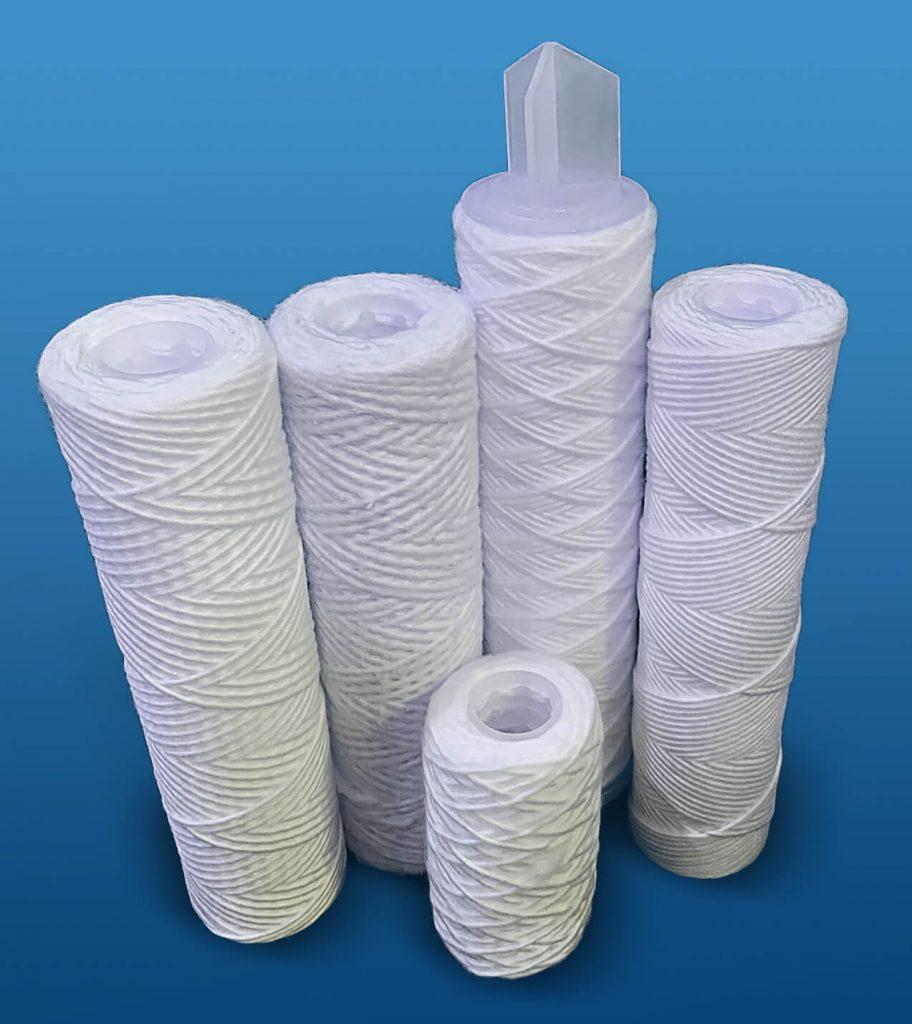 String Wound Filters
