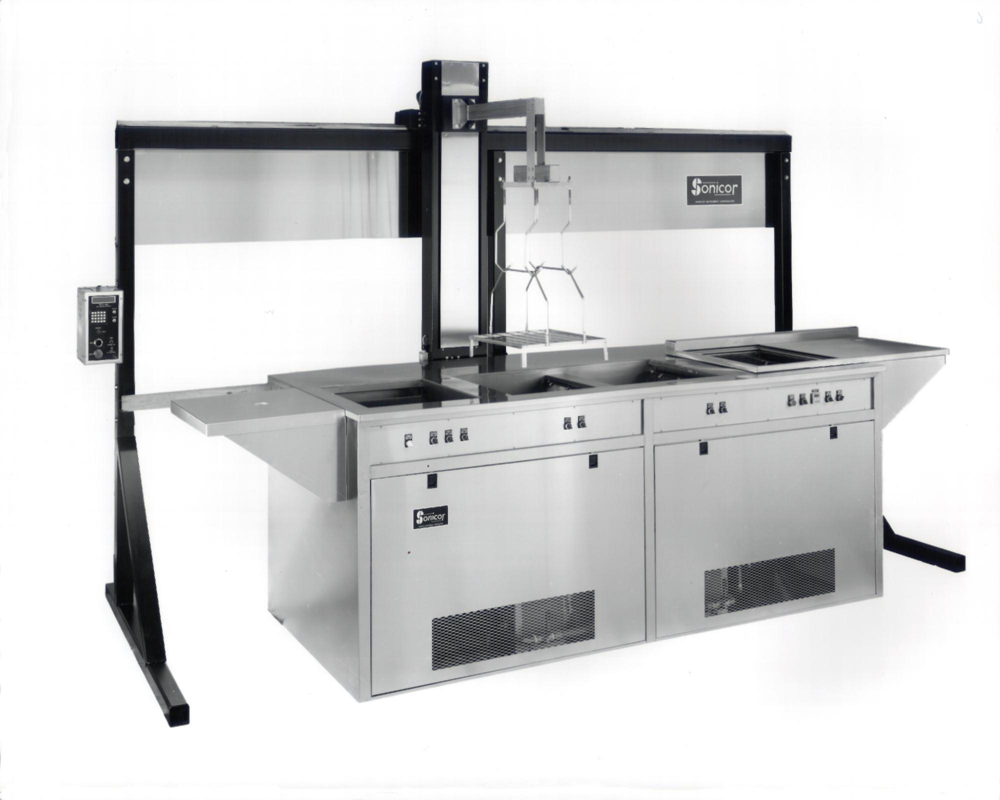 Sonicor Ultrasonic Cleaning Equipment