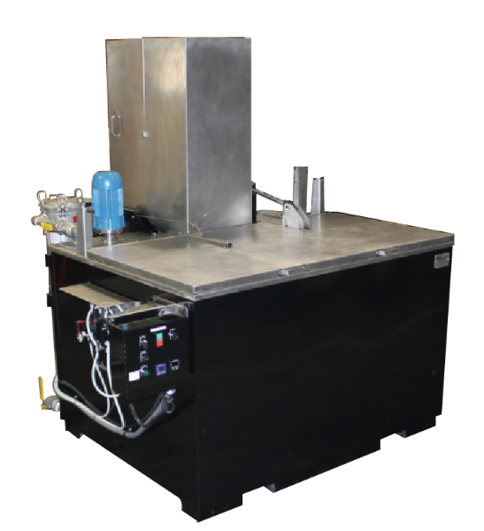 single stage Immersion washer